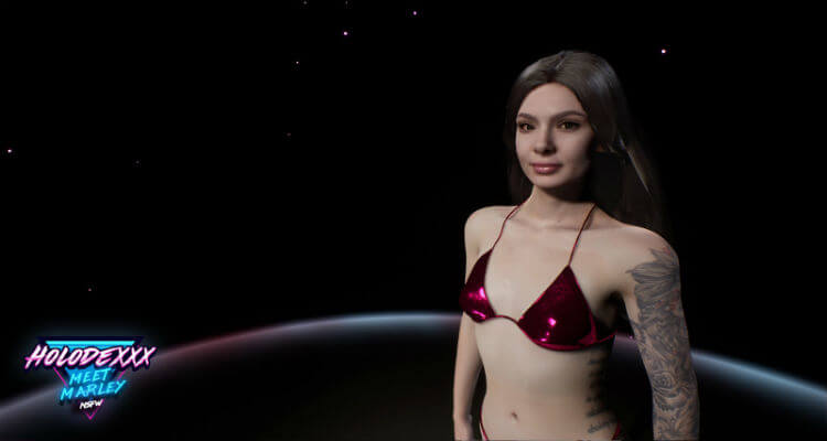 Virtual Adult Star