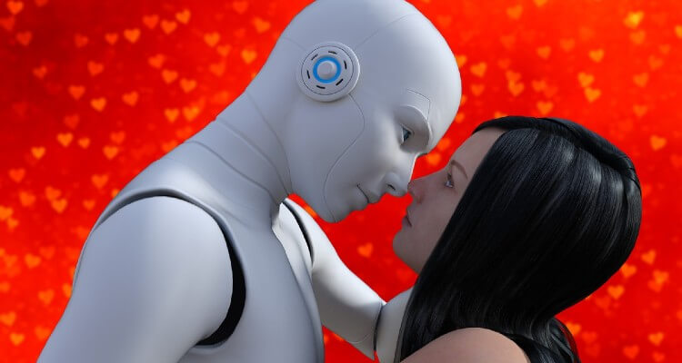 AI online dating