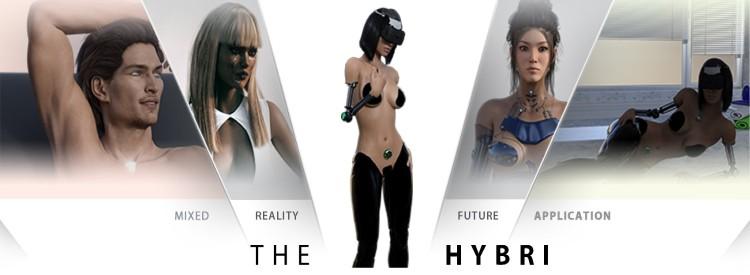 the hybri -mixed reality future application