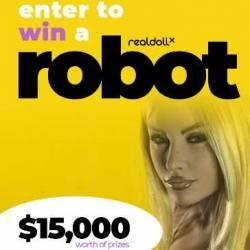 Sexbot Sweepstakes
