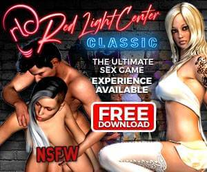 Multiplayer sex world Red Light Center continues to impress with its massive userbase and incredible sex graphics.