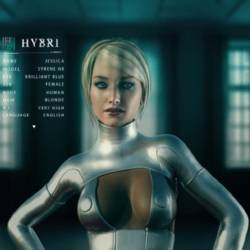 Hybri AI Avatars