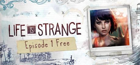 Screenshot of Life is Strange logo