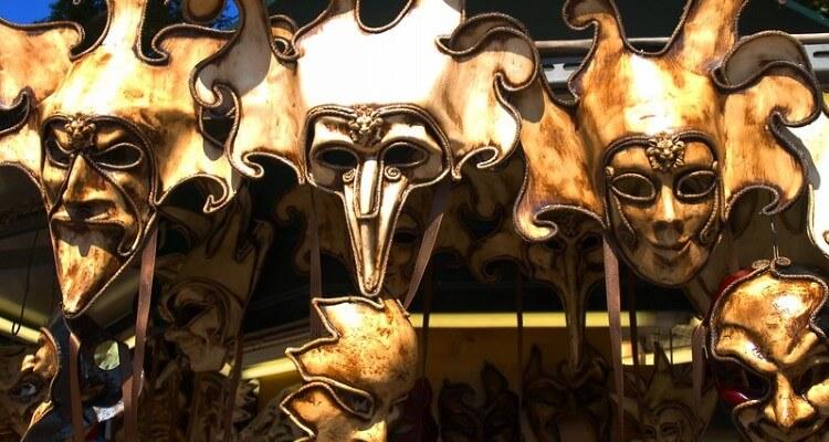 Image showing masks