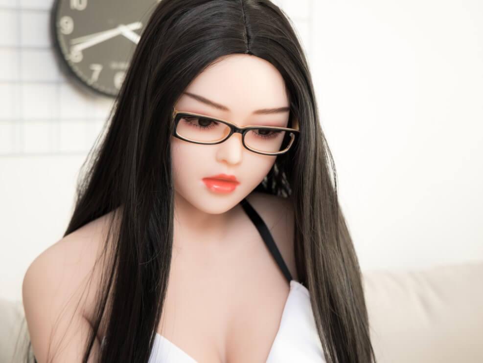 Emma Robot Head #1 sex doll option from AI-AI Tech