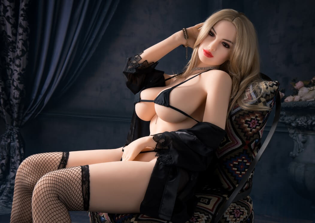 Emma Robot Head #7 sex doll option from AI-AI Tech