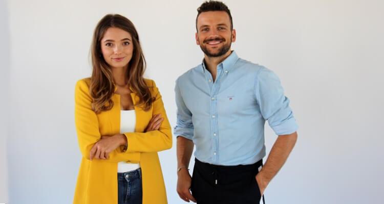 femtasy co-founders Nina Julie Lepique and Michael Holzner