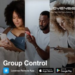 "Lovnse app orgy. Lovense Announces ""Group Control"" Feature"