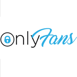 Screenshot of OnlyFans logo