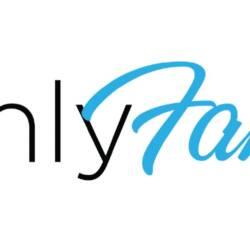 Screenshot of OnlyFans logo