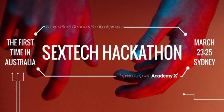 Banner of Sex Tech Hackathon Australia