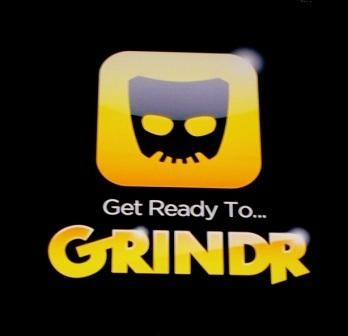 Logo of Grinder App: the World's Largest Social Networking App for Gay, Bi, Trans, and Queer People