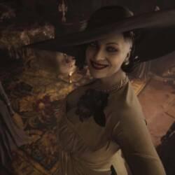 Lady Alcina Dimitrescu from Resident Evil Village Story