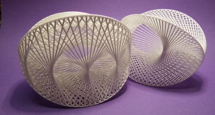 Image of 3D Printing Cardioid Shapeways