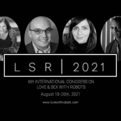 Love and Sex with Robots speakers 2021