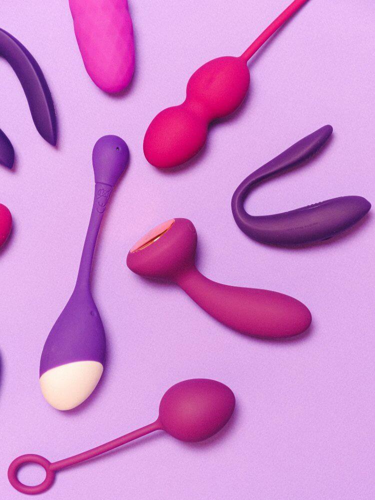 Image of Sex Toys Displayed