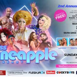 Miss Pineapple Pageant 2021 banner