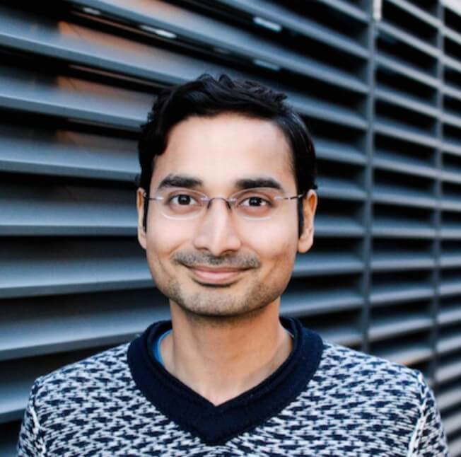 Soumyadip Rakshit, CEO and Co-founder of MysteryVibe