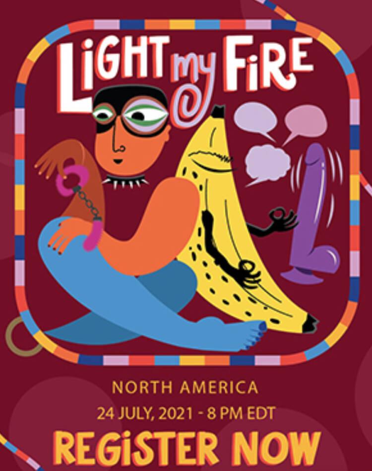 Tickle.Life's Beyond the Basics Light My Fire Series North America