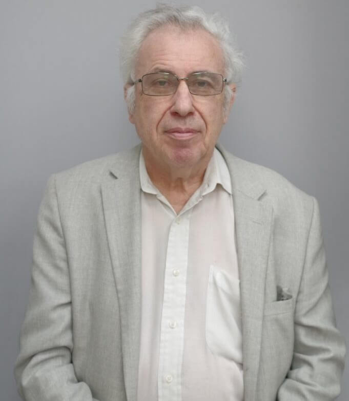 Dr. David Levy, Founder of the International Congress on LSR and author of Love & Sex with Robots