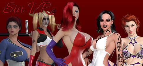 Screenshot of 'Sin VR'header
