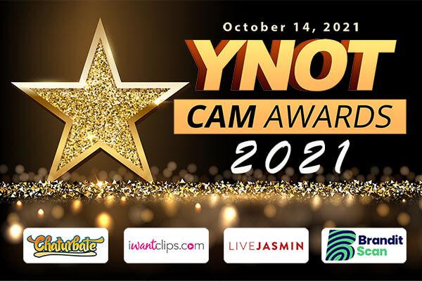 YNot Cam Awards October 14, 2021