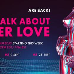 UNSENSORED chats are back! Let's talk about CYBER LOVE!