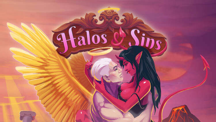 Halos and Sins: An app to improve your sex life