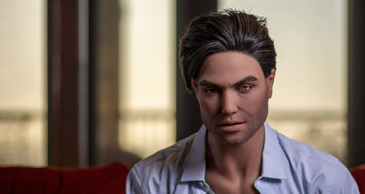 Male love doll Johnny