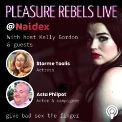 Pleasure rebels podcast Hot Octopuss