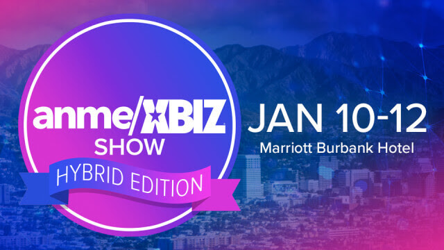 ANME/XBIZ Goes 'Hybrid,' In-Person for January Show