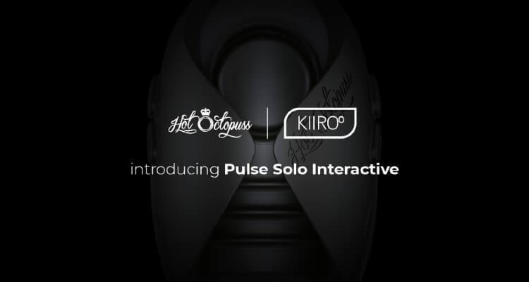 Hot Octopuss Kiiroo Pulse Solo Interactive